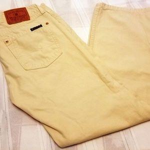 "Lucky ""Wild Child"" Capri jeans Size 0/25 EUC"